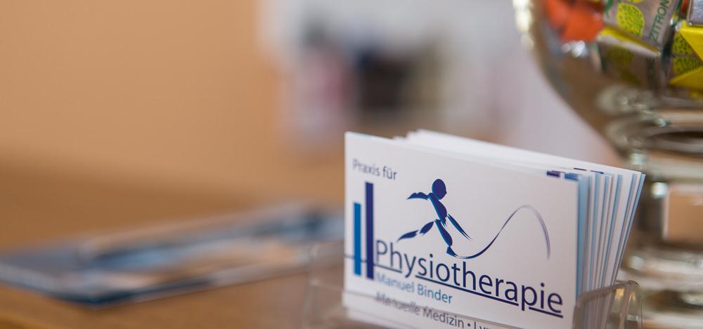 Physiotherapie aus Leidenschaft