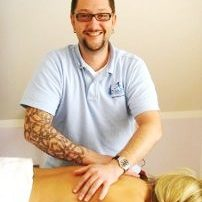 Physiotherapeut Manuel Binder